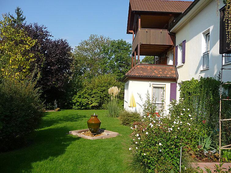 Appartement (6p) Badblick met wellness en zwembad in het Zwarte Woud, Duitsland (I-145)
