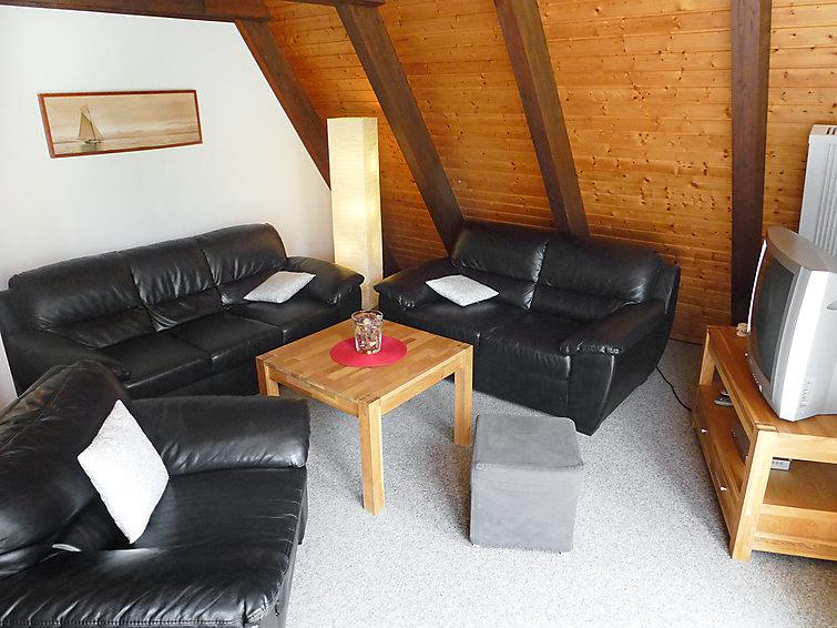 Bungalow voor 5 personen op vakantiepark Immenstaad nabij Bodensee (I-166)