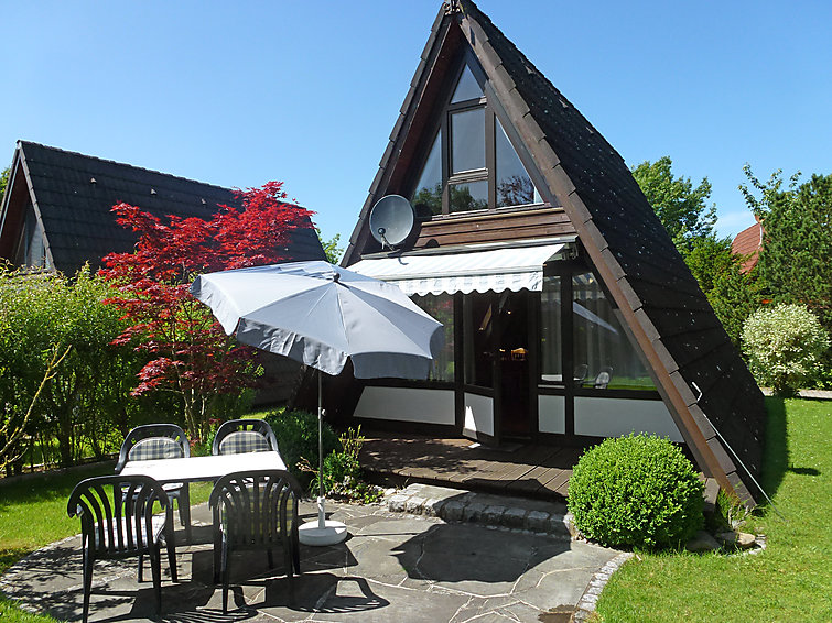 Holidayhome (4p) at holidaypark Immenstaad. Perfect for a family holiday (I-159)