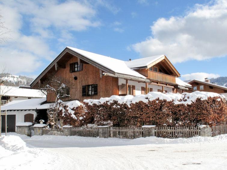 Haus Eberhorn (GMP160) - Apartment - Garmisch-Partenkirchen