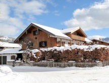 Garmisch-Partenkirchen - Appartement Haus Eberhorn (GAP160)