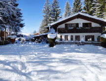 Garmisch-Partenkirchen - Appartement Haus Franke (GAP242)