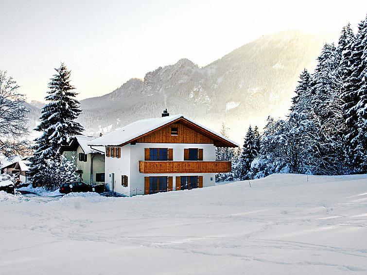 Schwänli - Chalet - Oberammergau
