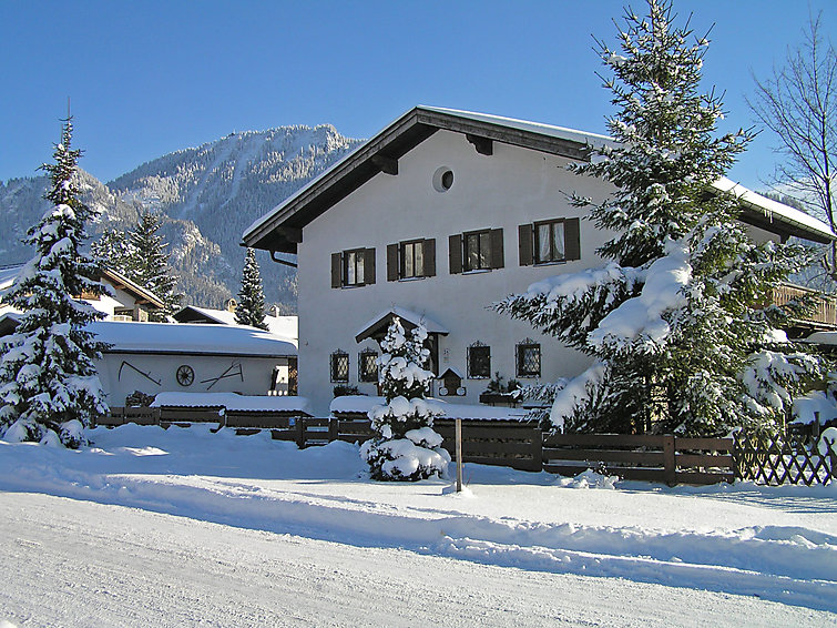Ludwig Thoma - Apartment - Oberammergau