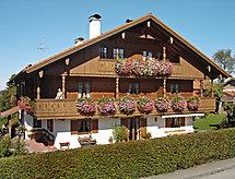 Ferienhaus Eberle mit Garten und Fernseher