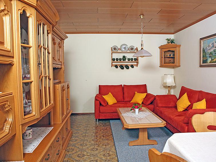 Rekreační apartmán Oberaudorf