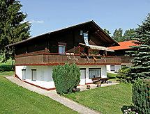Am Hohen Bogen con balcón y para golf