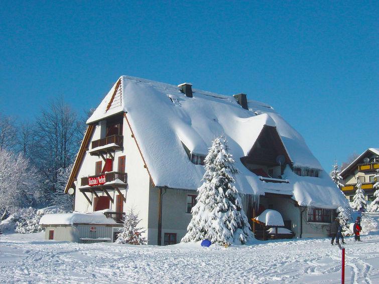 Accommodation in Warmensteinach