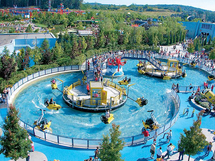 Vakantiedorp Legoland Vakantiehuis voor 4 personen (I-190)