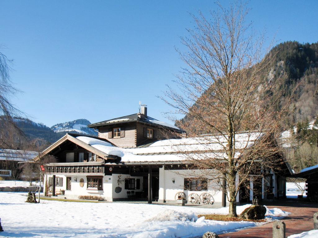 Ferienhaus Jägerhiesle (ODF150) (112998), Oberstdorf, Allgäu (Bayern), Bayern, Deutschland, Bild 2
