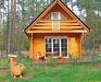Bild 19 Aussenansicht - Ferienhaus Waldidylle, Lindow