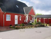 Malchow - Ferienwohnung Wohnung Wiesenbogen (MAW100)