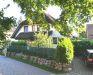Dom wakacyjny Boddenstrasse, Groß Zicker, Lato