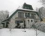 Ferienhaus Boddenstrasse, Groß Zicker, Winter
