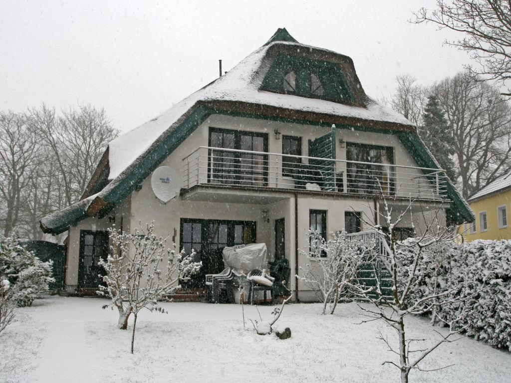 Ferienhaus Boddenstrasse Ferienhaus auf Rügen