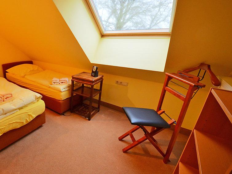 Ferienhaus Boddenstrasse, 500 M Des Meer Mit 2 Badezimmern (8p) (I