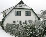 Casa Boddenstrasse, Groß Zicker, Inverno