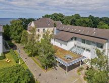 Göhren - Appartement Ferienhäuser am Hochufer (GOH102)