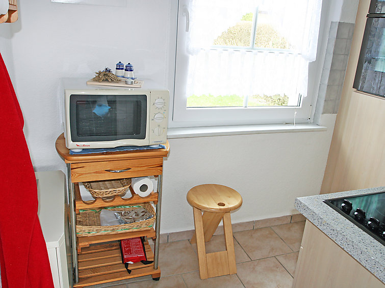Holidayhome Dillner (2p) at the beach of the Oostzee, Germany (I-220)