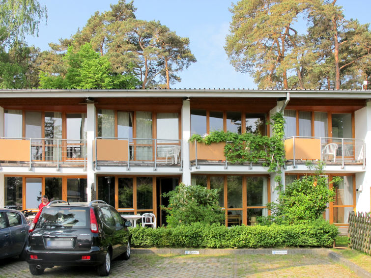 Strandvilla (LUB110)