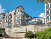 Bansin - Appartement Ostseeresidenz Seeschloß (BSN651)
