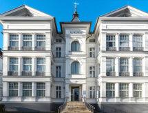 Heringsdorf - Ferienwohnung Villa Aurora (HDF601)
