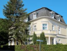 Ahlbeck - Appartamento Villa Strandschloß (AHB100)