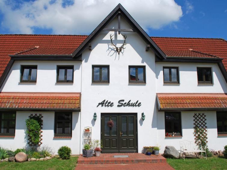Gästehaus Alte Schule in Dargun - Mecklenburg, Merengebied, Duitsland foto 926210