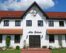 Bild 13 Aussenansicht - Ferienwohnung Gästehaus Alte Schule, Dargun