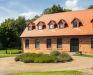 8. zdjęcie terenu zewnętrznego - Apartamenty Gästehaus BärenHof, Barkow