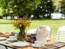 ästehaus BärenHof con la colazione und adatto per barbecue
