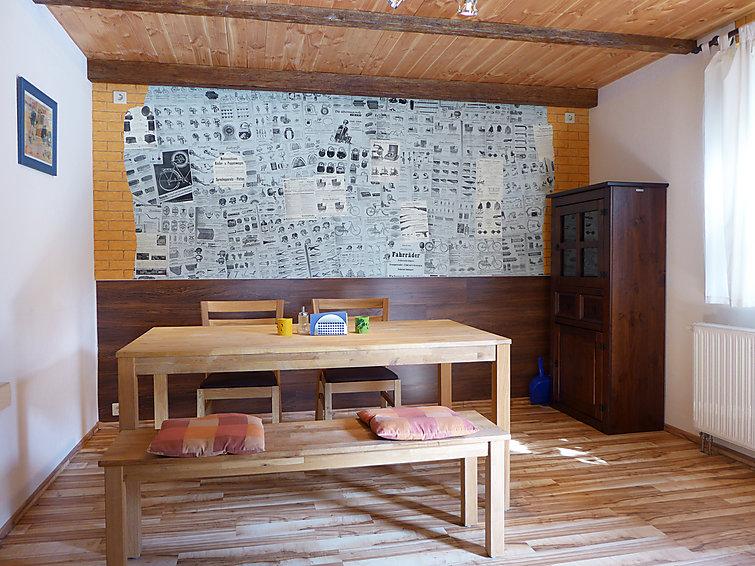 Thüringer-Radler-Scheune - Apartment - Friedrichroda