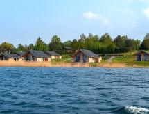 Muldestausee - Maison de vacances See- und Waldresort Gröbern (GBS101)