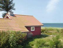 Hemmet - Ferienhaus Hemmet Strand