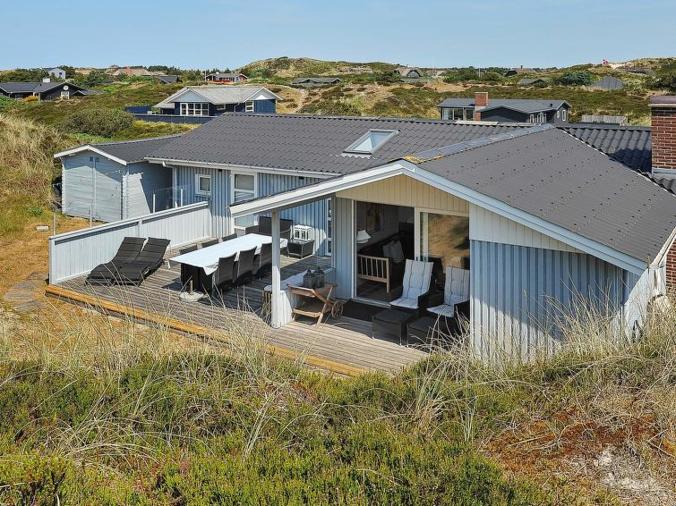 Holiday Home Henne Strand