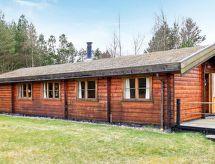 Ålbæk - Casa de férias Skiveren