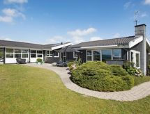 Ebeltoft - Dom wakacyjny Lyngsbæk Strand