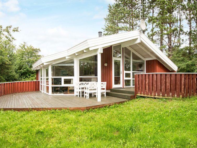 Holiday Home Lyngsbæk Strand