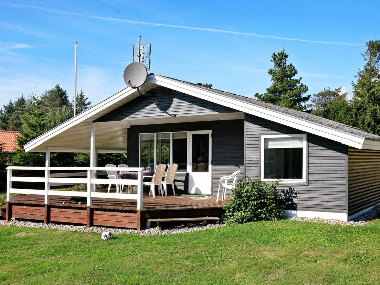 Holiday Home Vesteregn