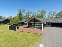 Nørre Nebel - Rekreační dům Houstrup Strand
