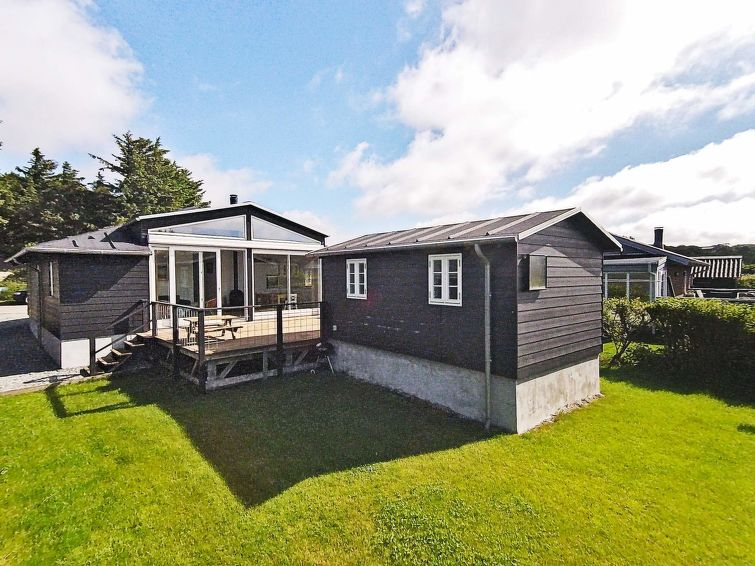 Holiday Home Sjelborg with dishwasher and wlan