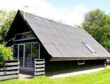 Spøttrup - Casa de vacaciones Ålbæk/Salling