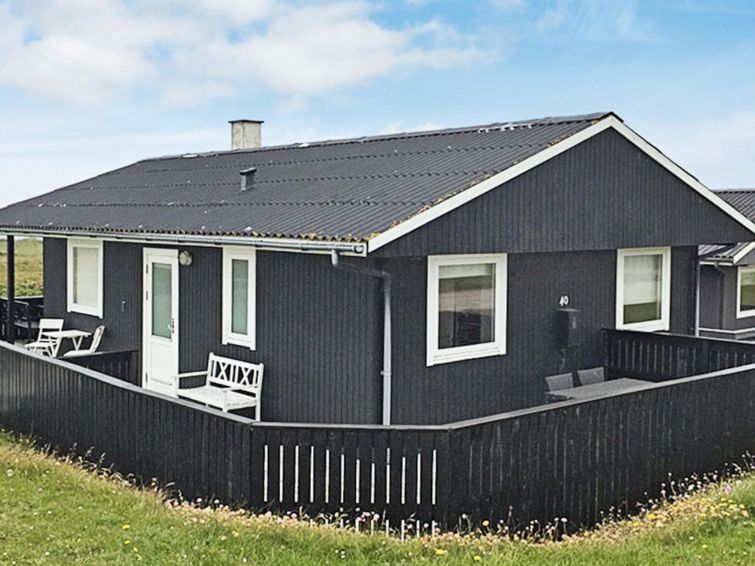Casa de vacaciones Trans Ferieby