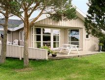 Bogense - Maison de vacances Ferienhaus mit Sauna (FUN214)