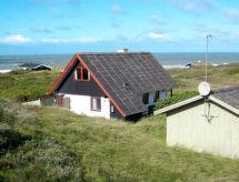 Hirtshals - Vakantiehuis Ferienhaus mit Sauna (HIR200)