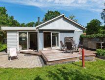 Allingåbro - Rekreační dům Lystrup Strand