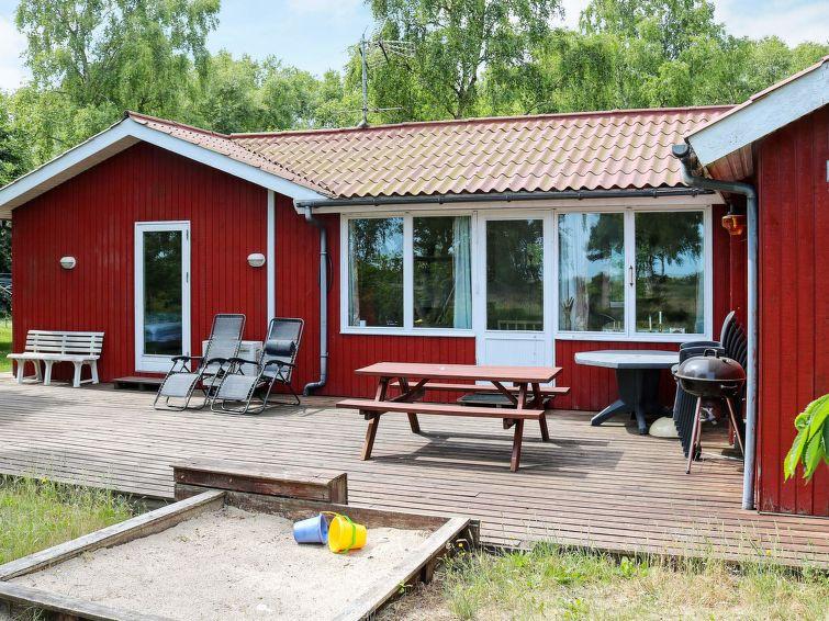 met je hond naar dit vakantiehuis in Hadsund