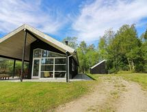 Hadsund - Maison de vacances Helberskov