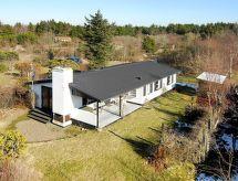 Fjerritslev - Maison de vacances Slettestrand