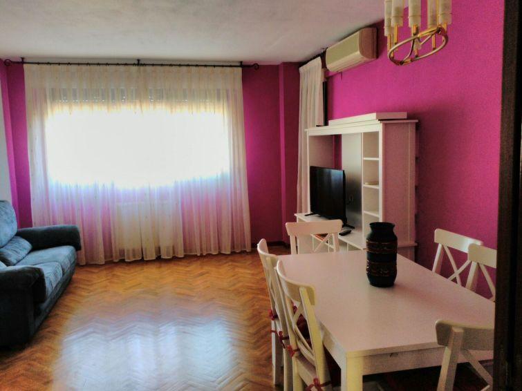 Appartement Madrid Mendez Alvaro avec parking et terrasse